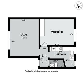 Sjællandsgade  46 2, 9000 Aalborg