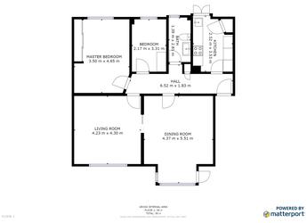 108 m² luksus lejlighed   Aarhus C