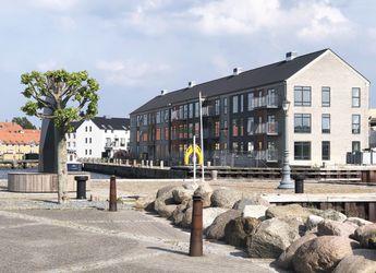 Dampskibsmolen 8 1.tv., 5800 Nyborg