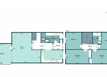 133 m² rækkehus | Solrød Strand