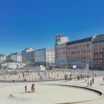 Anker Heegaards Gade 1-5, 1571 København V