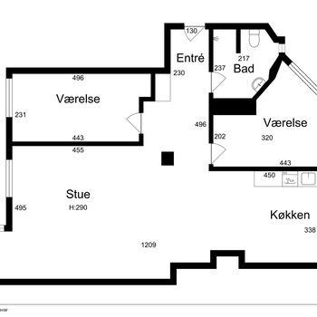 Gammel Kongevej 5C, 2. tv., 1610 København V
