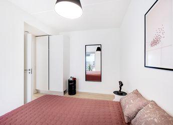 Lys og moderne2-værelses lejlighed i centrum af Odense