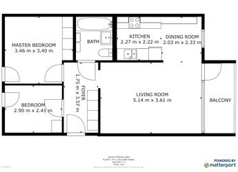 69 m² lejlighed | Hørsholm