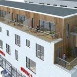 3-værelses lejlighed på 114 m² i Nykøbing