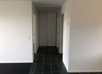 Nybygget og ældrevenligt 2. værelses rækkehus
