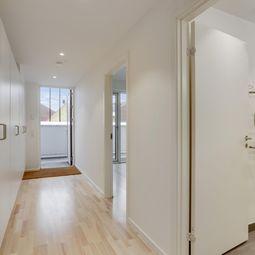 2 værelses lejlighed med sydvendt tagterrasse