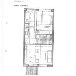 Super lækker og centralt beliggende 2-værelses.