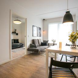 Skøn 2-værelses i nyere ejendom fra 2018