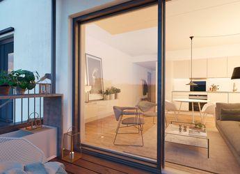Hyg dig på den fælles tagterrasse i Enggården