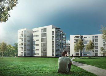 Dejlig 3 værelses lejlighed i Amalieparken
