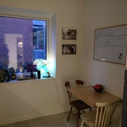 Hyggelig lejlighed i stille kvarter i Odense C