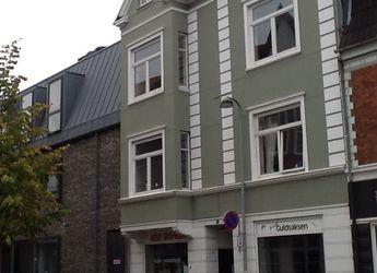 Reserveret - Mindre men pænt erhvervslokale på gågaden i Vejle