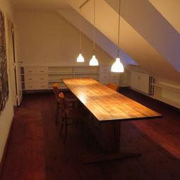 Penthouse Vesterbro 70m2 with view