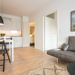 3-værelses delevenlig lejlighed – din drømmebolig tæt på strand, havn og by.