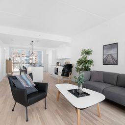 Delevenlige 4-værelses lejligheder på Havneholmen