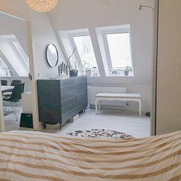 Flot 2 værelses lejlighed tæt på Vejle C
