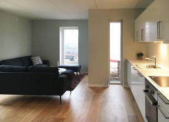 Dejlig 3 værelses lejlighed