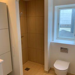Nyopført 3-værelses midt i Fredericia med altan.