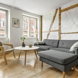 ALREADY RENTED OUT - NOT AVAILABLE: Stylish apartment in Copenhagen city center