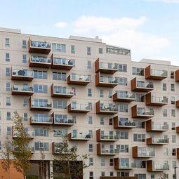 2300 4 vær. lejlighed, 107 m2, Ørestad 4