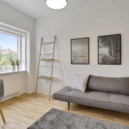 Lækker lejlighed på Margrethepladsen i Aarhus C
